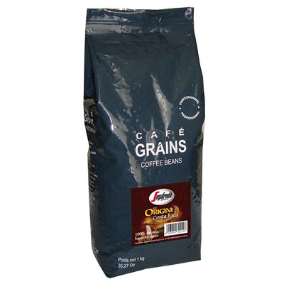 Cafe en grains costa rica 1 kg segafredo