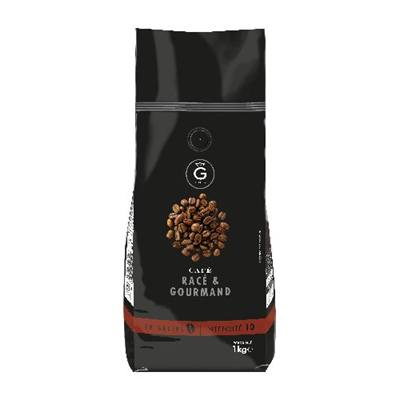 Cafe en grains intensite 10 1 kg gilbert 1