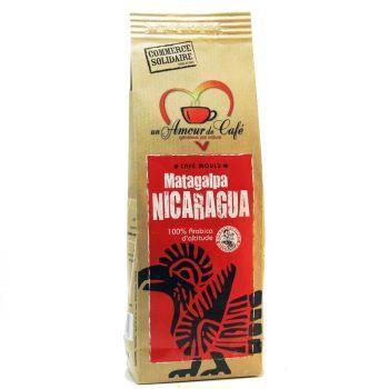 Cafe moulu nicaragua matagalpa 250g