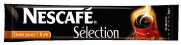 Cafe soluble selection 300 x 2 g nescafe