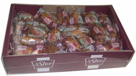 Cakes aux fruits 44 pieces le ster pour bureau