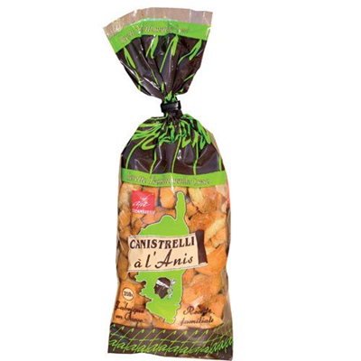 Canistrelli anis 350 g