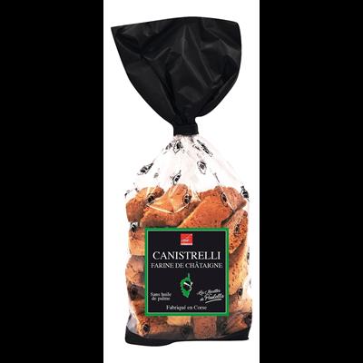 Canistrelli farine de chataigne 250 g