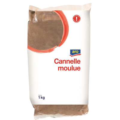 Cannelle moulue 1 kg aro
