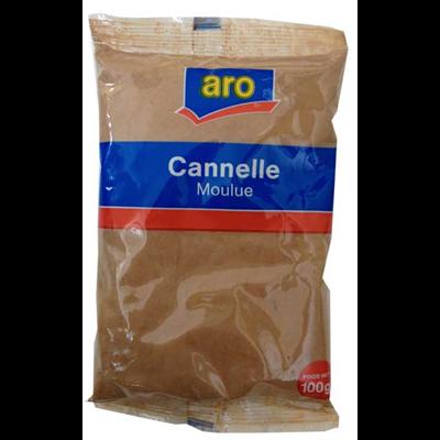 Cannelle moulue 100 g aro