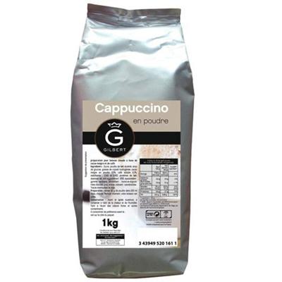 Cappuccino lacte en poudre 1 kg gilbert