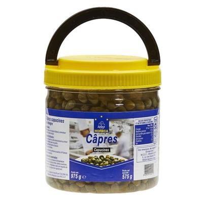 Capres capucines horeca select seau 975 g 1