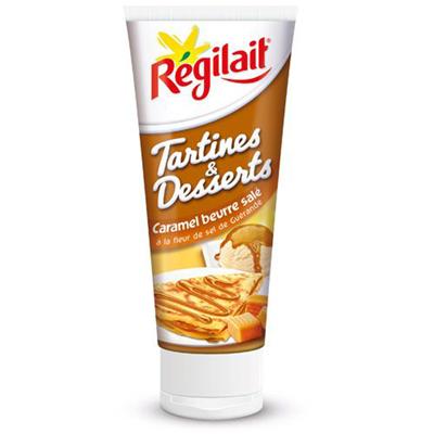 Caramal beurre sale 300 g regilait