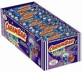 Carambar atomic 200 pieces bonbon en vrac bonbon au kilo