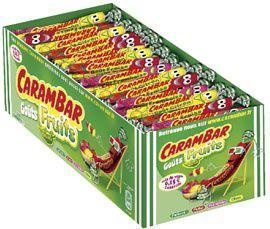 Carambar fruits 200 pieces bonbon au kilo