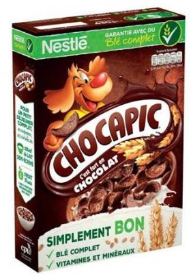 Cereales chocapic 430 g pour professionnels