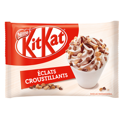 Cereales eclats croustillants sachet 400 g kit kat