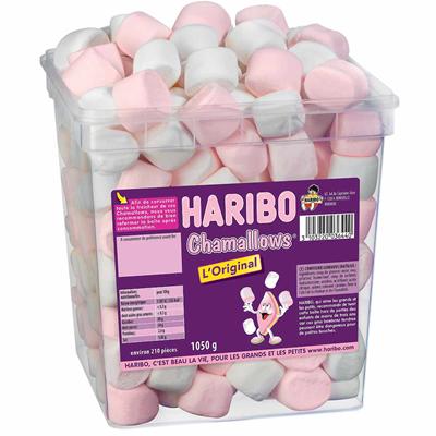 Chamallow orinigal 210 pieces haribo