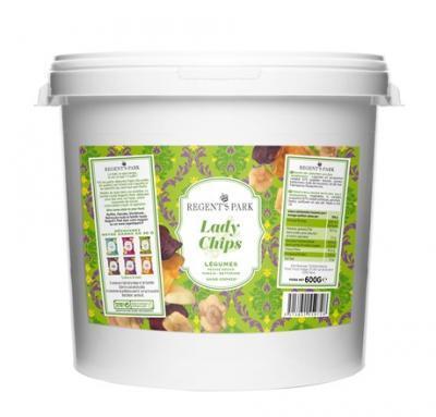 Chips de legumes 600 g pour professionnels et collectivites