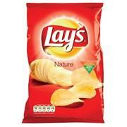 Chips lay s nature 350 g pour bureau