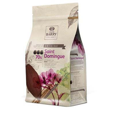 Chocolat de couverture noir 70 1 kg