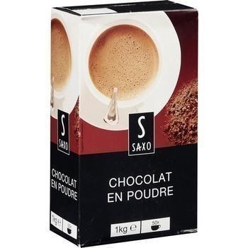 Chocolat en poudre 1 kg