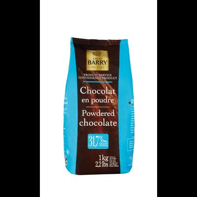 Chocolat en poudre 32 1 kg barry