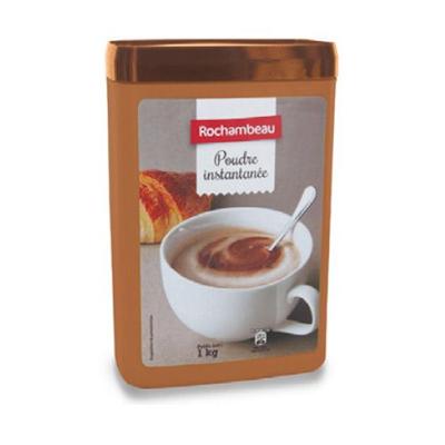 Chocolat en poudre instantanee 1 kg rochambeau