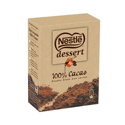 Chocolat en poudre pour dessert 250 g nestle