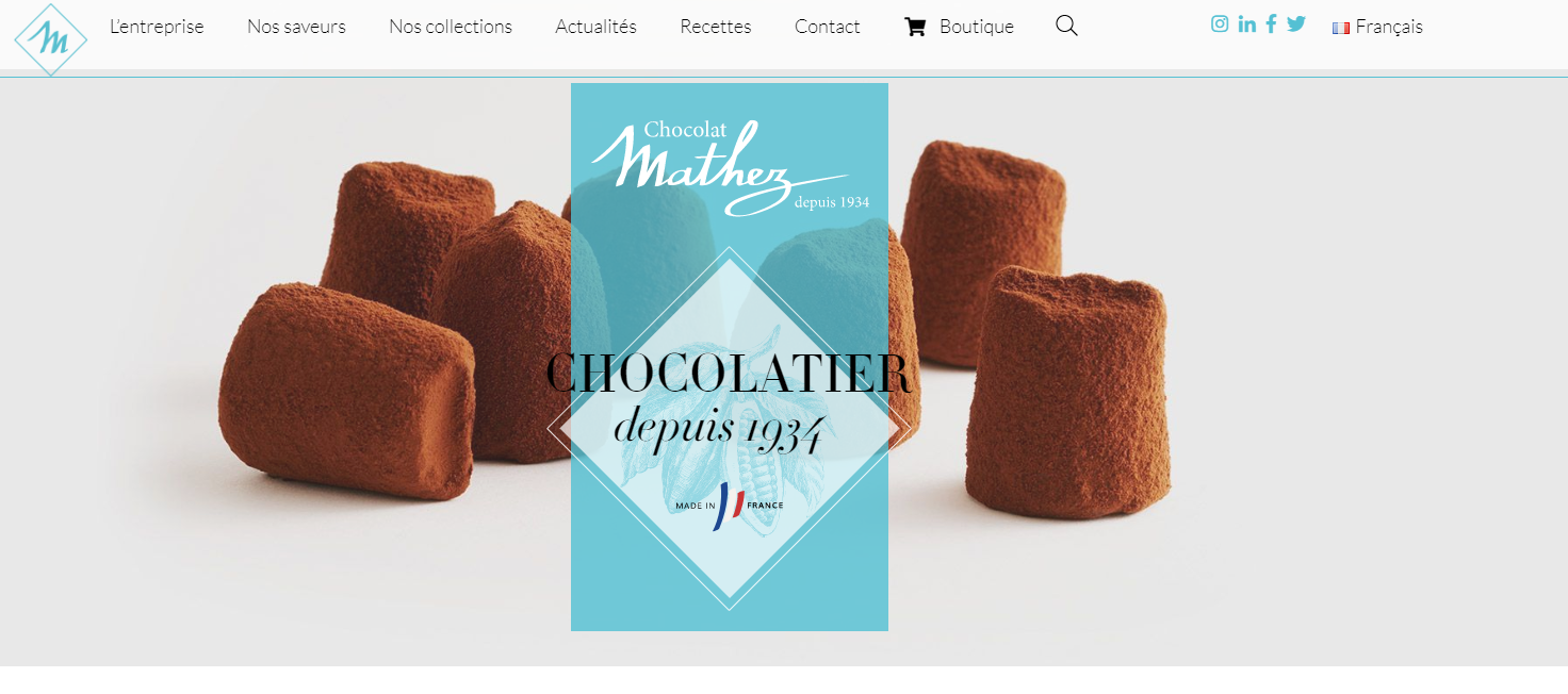 Chocolats Mathez