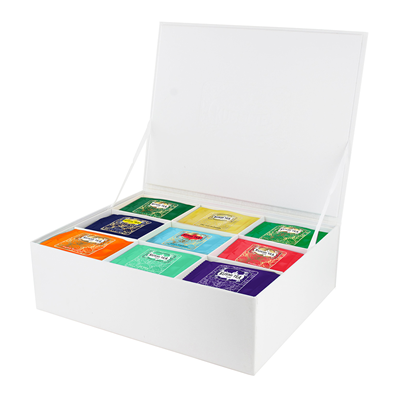 Coffret selection bio 100 sachets kusmi tea