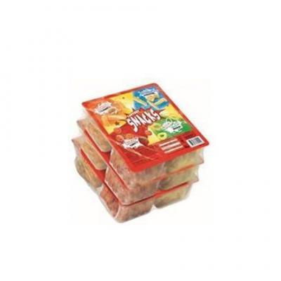 Coffret snacks 3 x 100 g pour bureau