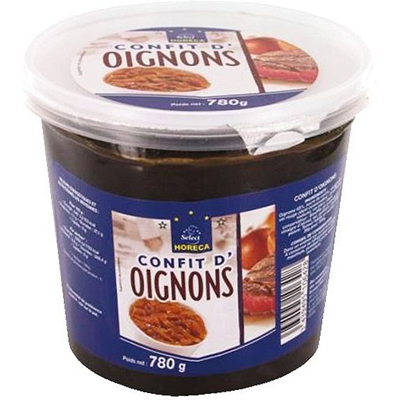 Confit d oignon 750 g horeca select 1
