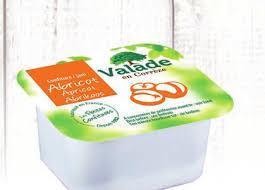 Confiture d abricot valade 30 g vendu a l unite