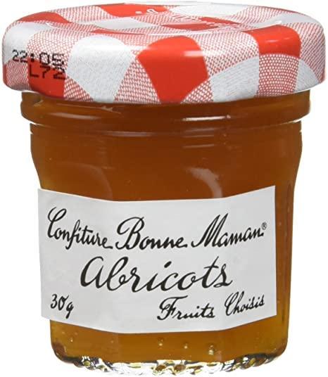Confiture d abricots 15 x 30 g bonne maman