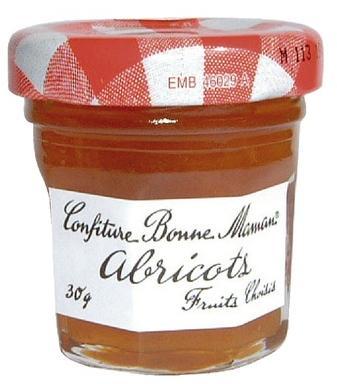 Confiture d abricots 30 g bonne maman 1