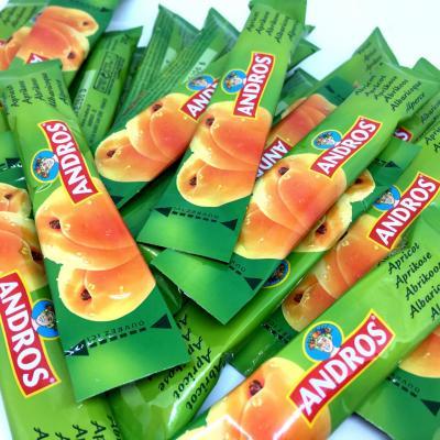 Confiture d abricots en stick 20 g le lot de 12