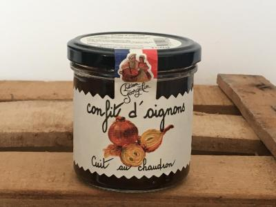 Confiture d oignon 250g bocal