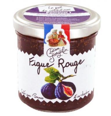 Confiture de figue rouge 150g