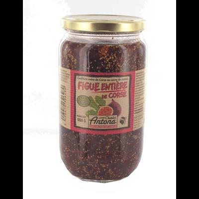 Confiture de figues entieres de corse 980 g corsica gastronomia 1