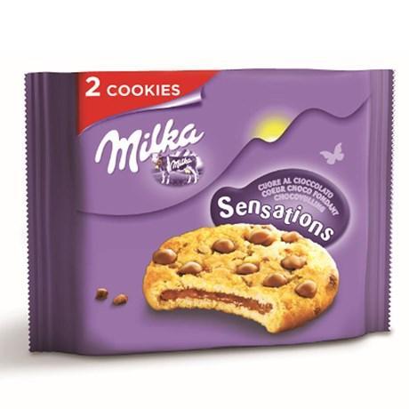 Cookies sentation milka 24 pieces pour bureau