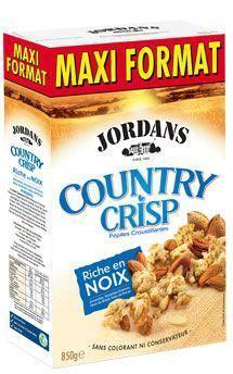 Country crisp noix 850 g jordans pour professionnels