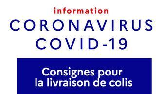 Covid-19 livraison colis de Noël ccas