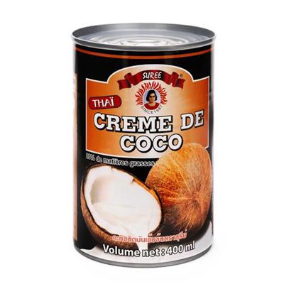 Creme de coco thai 400 ml suree