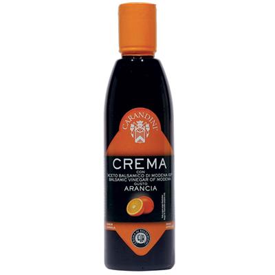Creme de vinaigre balsamique a l orange 250 ml