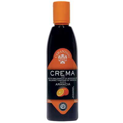 Creme de vinaigre balsamique a l orange 250 ml