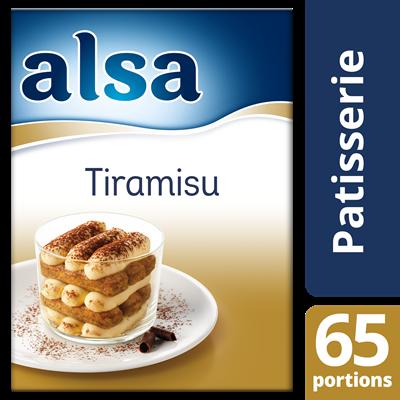 Creme pour tiramisu 580 g 65 portions alsa