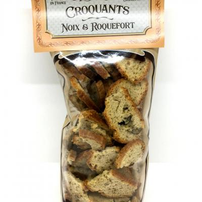 Croquant noix roquefort 90g autrefois terroir