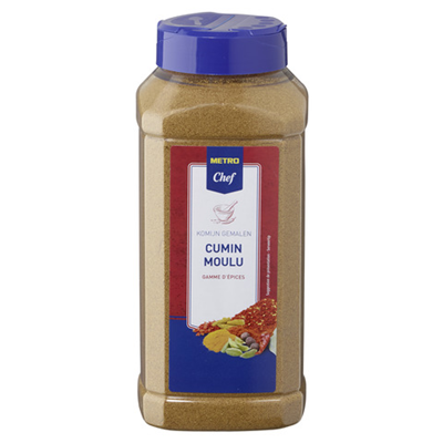 Cumin moulu 400 g horeca select 2