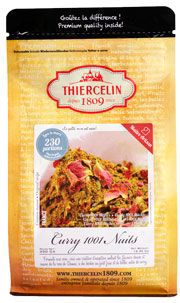 Curry 1001 nuits 350 g thiercelin