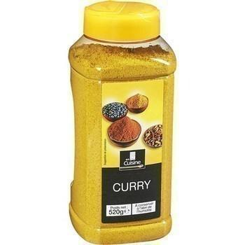 Curry 520 g