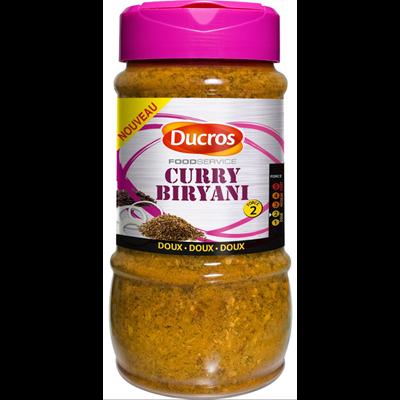 Curry biryani ducros pot 280 g