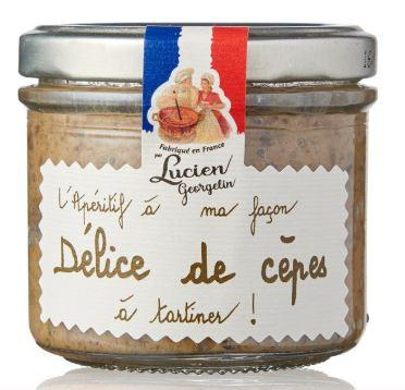 Delice de cepes 100g georgelin