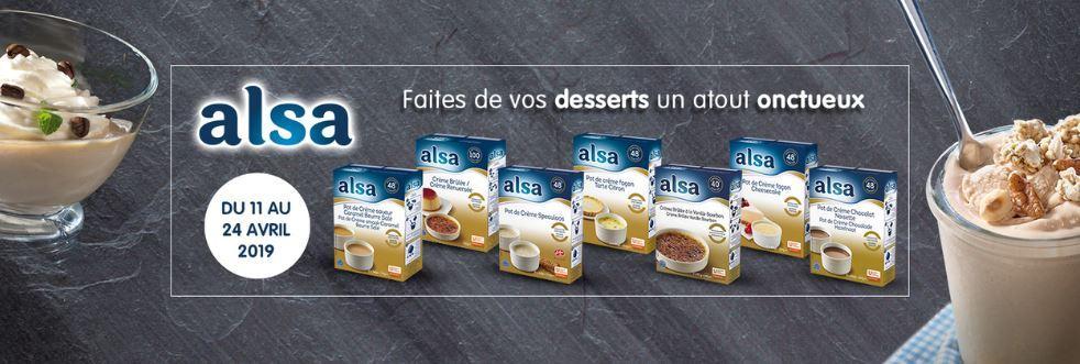 Dessert epicerie en ligne pro