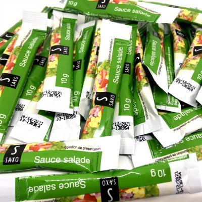 Dosettes de sauce salade 10 g saxo